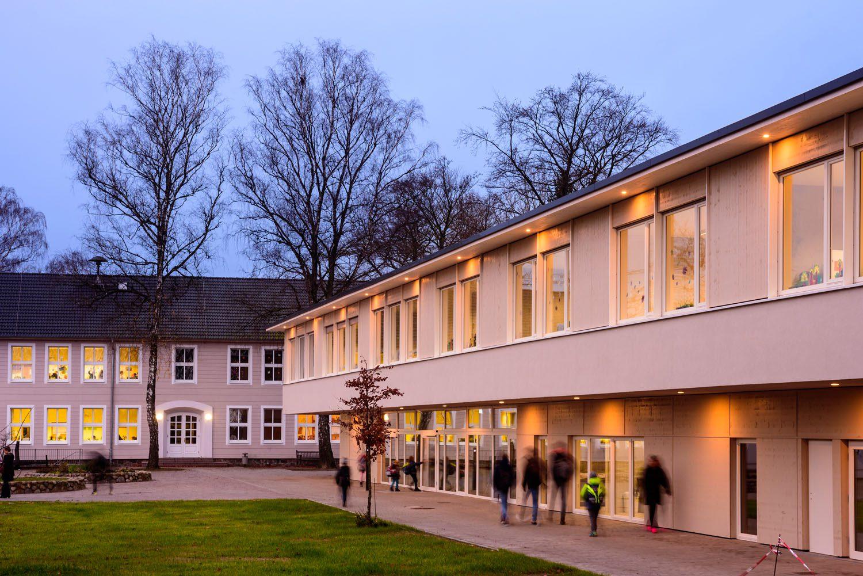 Evangelische Schule Dettmannsdorf fuer Schulstiftung der EKD