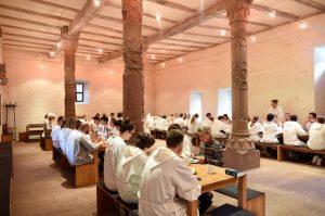 Evangelisches Seminar Maulbronn Sichtbar evangelisch 2017