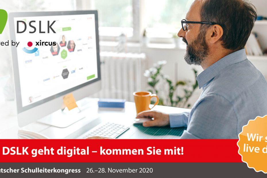Die ESS veranstaltet am 28. November 2020 das Forum Evangelische Schule auf dem Deutschen Schulleiter Kongress.