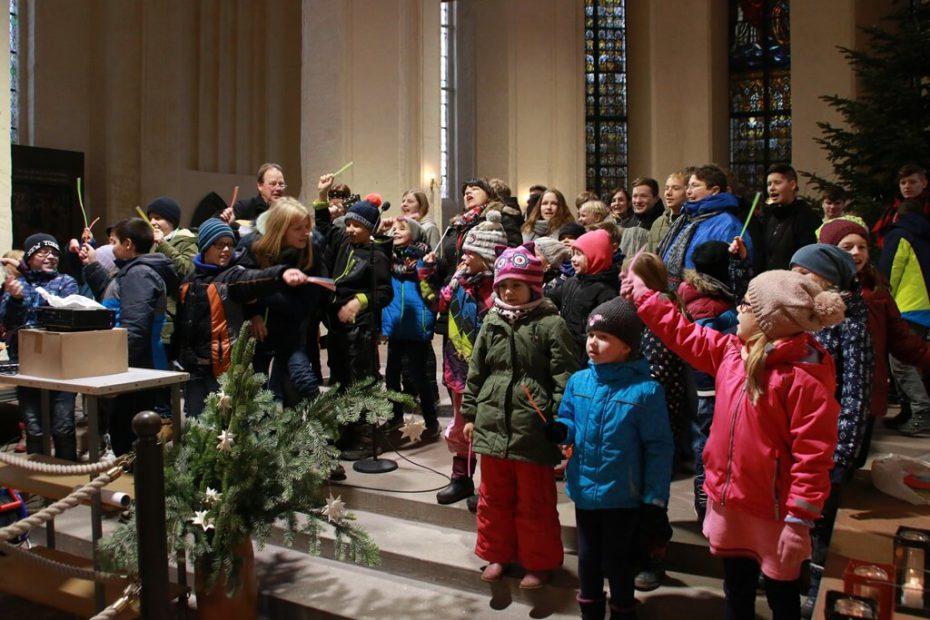 Ev.Grundschule Wolgast_Gottesdienst