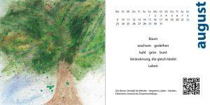 Der Actionbound Kalender 2021 ist nun auch in digitaler Form verfügbar.