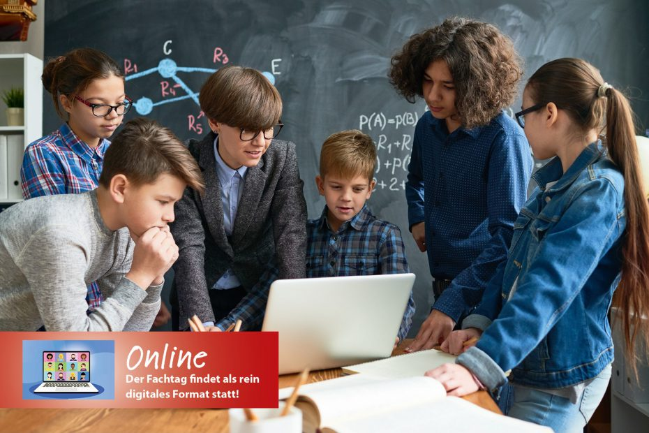 Jetzt digital: Regionaler Fachtag Schülerfirmen am 20. Mai 2021.
