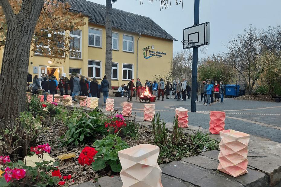 Die Evangelische Oberschule Belgern-Schildau wurde 2020 durch die ESS EKD in ihrer Neugründung gefördert.