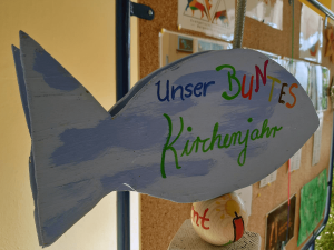 Das Kirchenjahr wird in den Ablauf eines Schuljahres in der Ev. Oberschule Belgern-Schildau integriert.