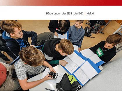 Publikation der ESS EKD: Wenn Schülerinnen und Schüler zu Unternehmerinnen und Unternehmern werden