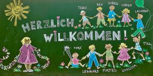 Die Evangelische Grundschule Siebeneichen möchte bis zu 44 Schülerinnen und Schüler Willkommen heißen.